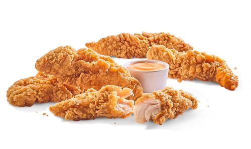 Buffalo Wild Wings crispy chicken