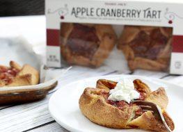 Trader Joe's Apple Cranberry Tarts