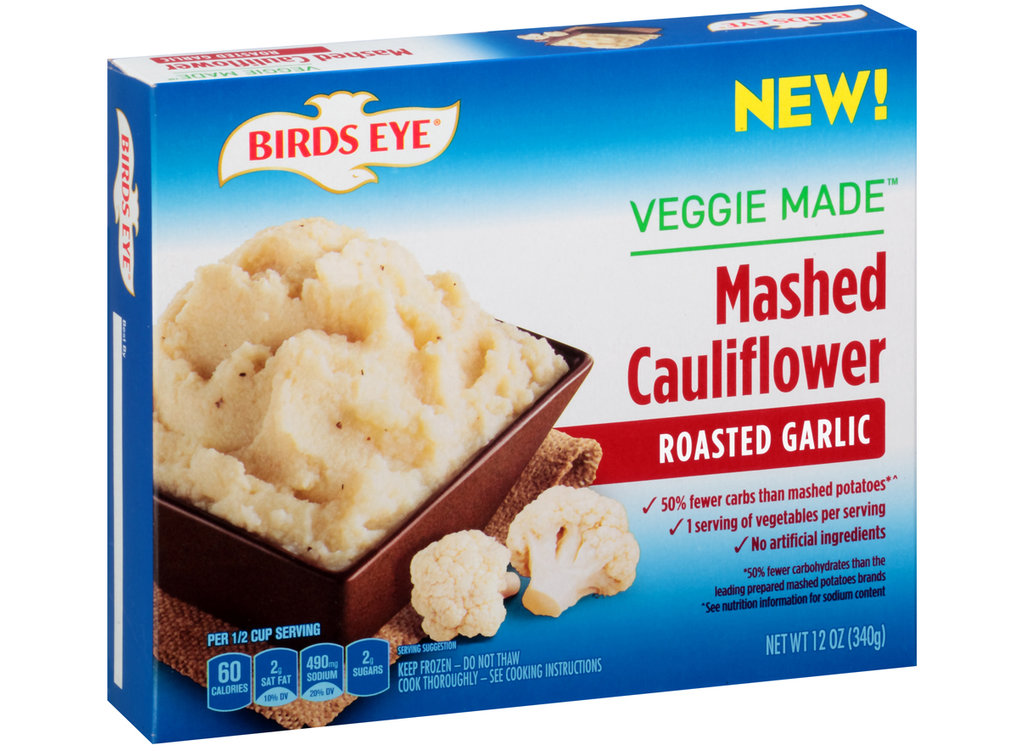 Birds Eye Mashed Cauliflower