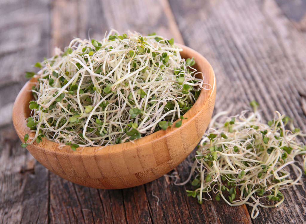 Broccoli sprouts