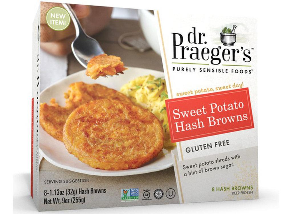 Dr. Praeger's Sweet Potato Hash Browns