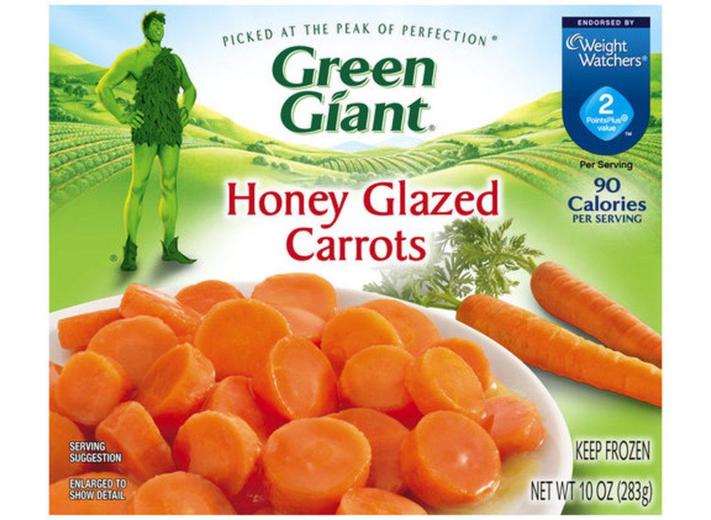 Green Giant Honey Glazed Carrots