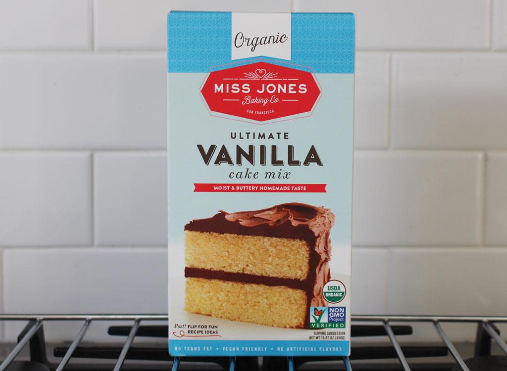 Miss Jones Ultimate Vanilla Cake Mix