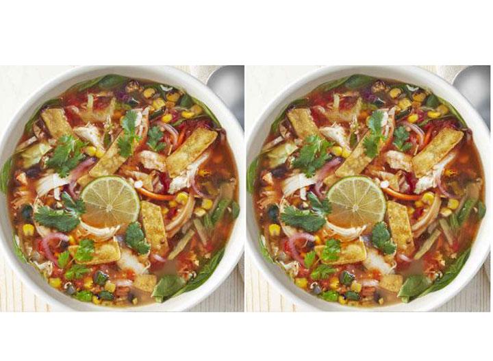 Panera chicken tortilla broth bowl