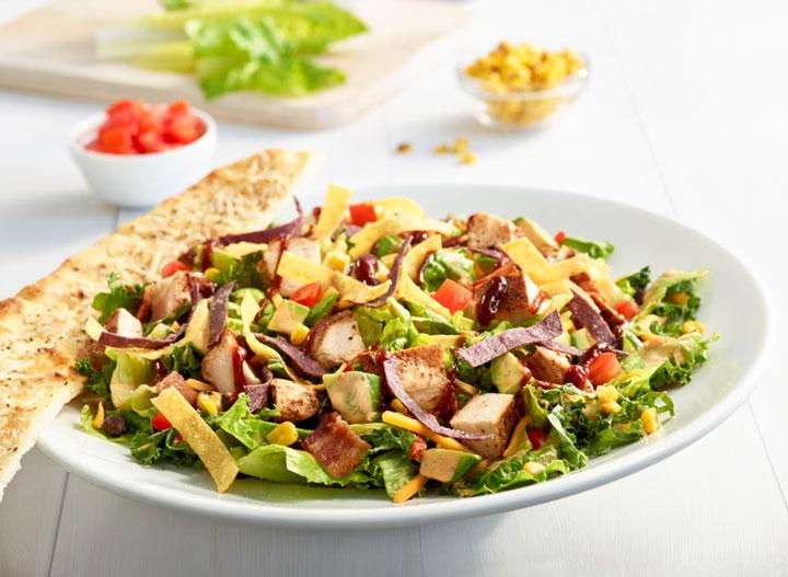Ruby Tuesday bbq salad