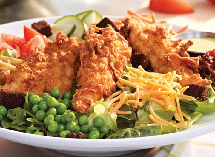 Ruby Tuesday chicken cobb salad