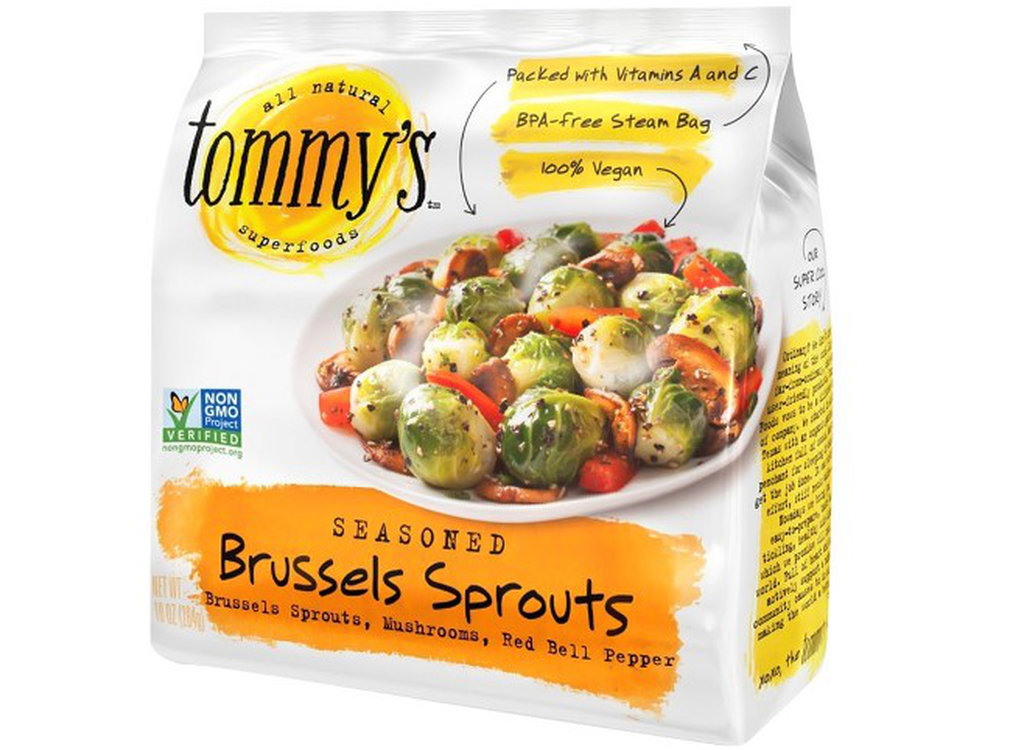 Tommy's Seasoned Brussels Sprouts