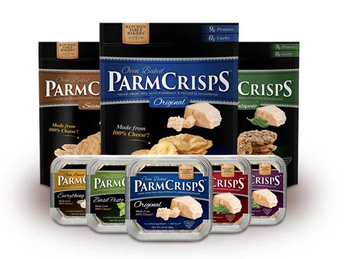 Parm Crisps