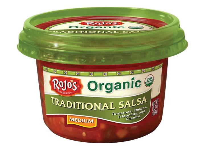 Rojos salsa