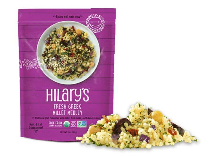 Hilarys medley