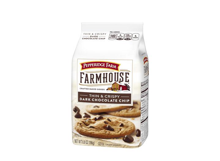 pepperidge farm thin crispy chocolate chip