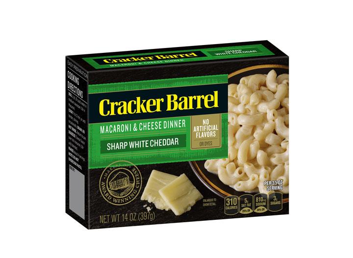 cracker barrel white cheddar