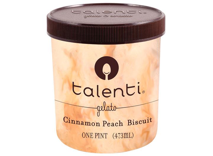 Talenti cinamon peach