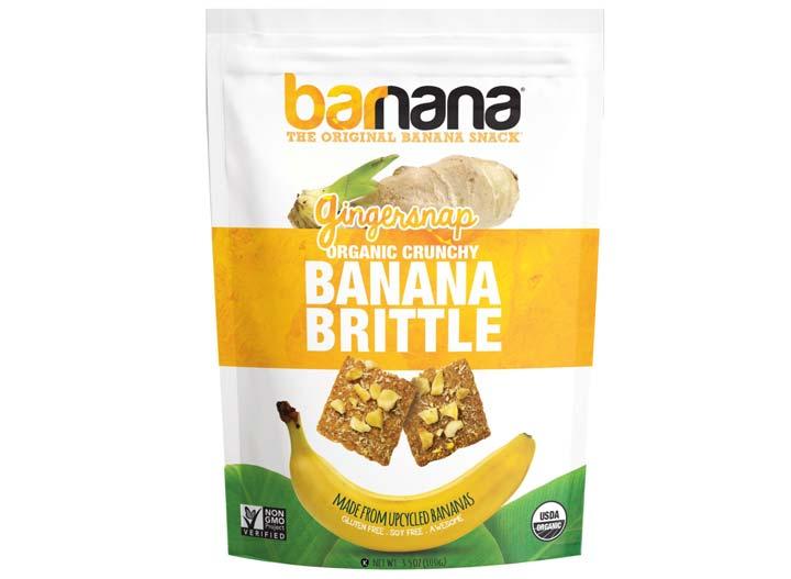 Banana brittle