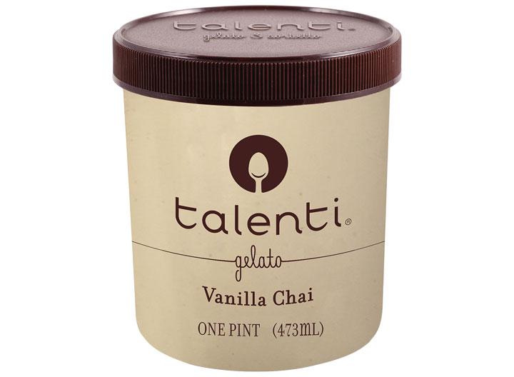 Talenti vanilla chai