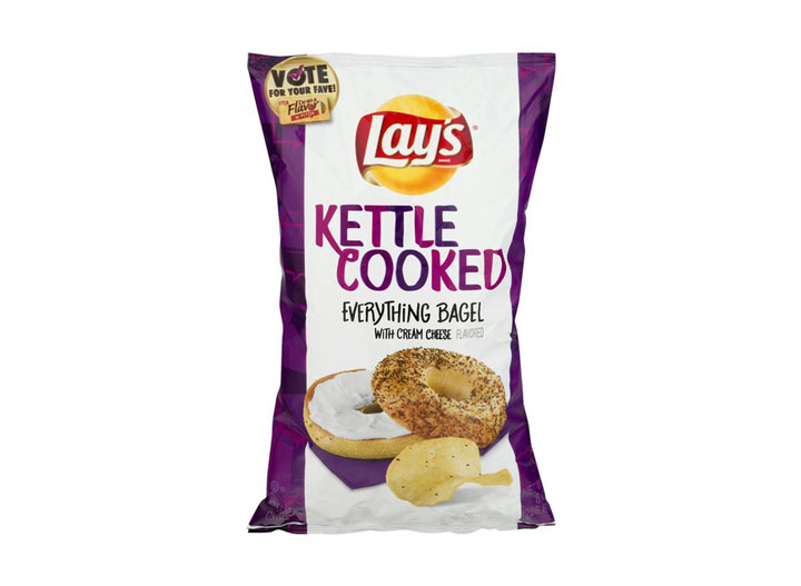lays everything bagel cream cheese chips