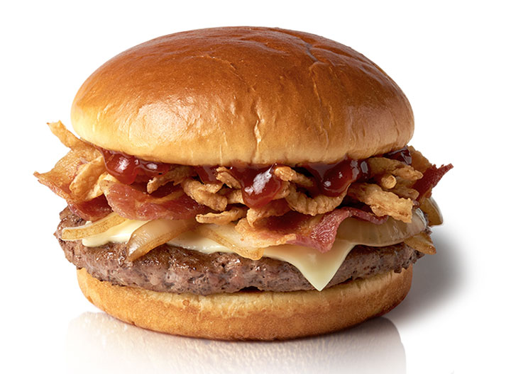 McDonalds sweet bbq bacon
