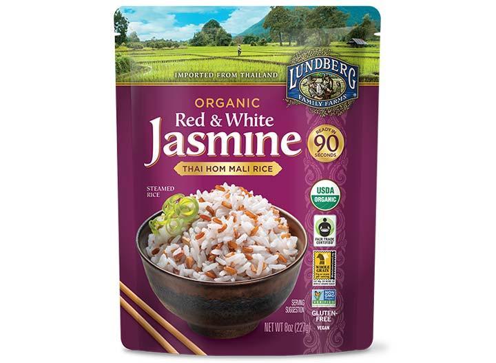 Lundberg jasmine rice