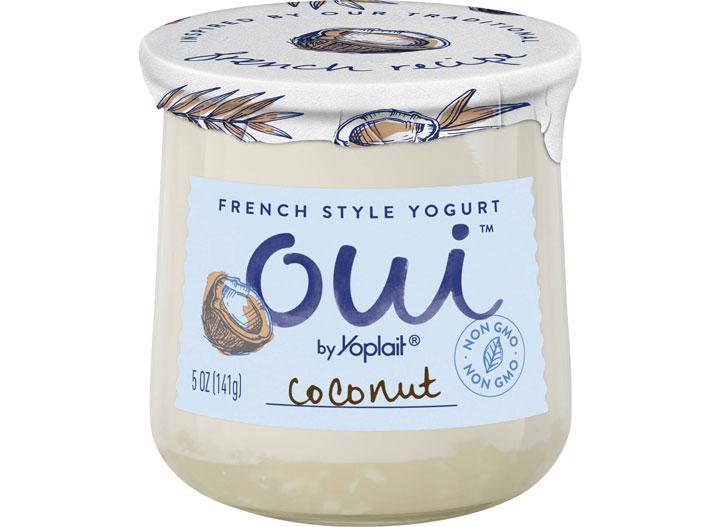 oui yoplait coconut