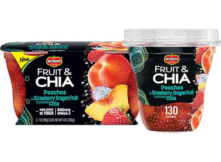 Dole fruit and chia