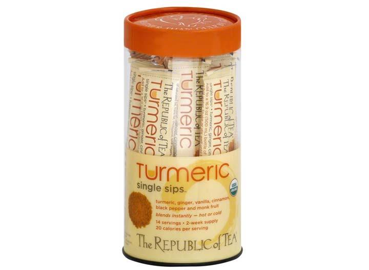 Republic of Tea turmeric