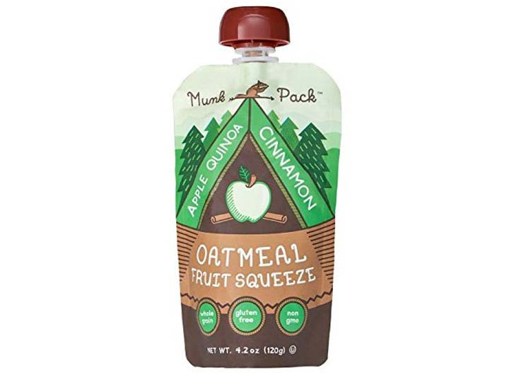Oatmeal squeeze