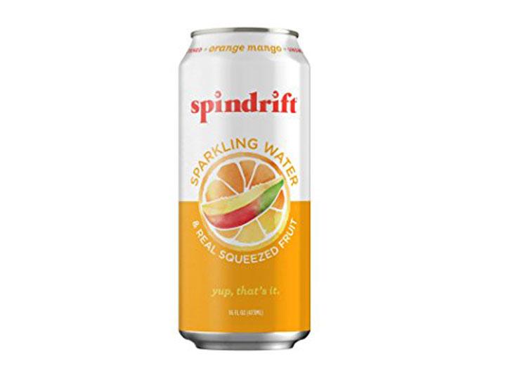 Spindrift orange mango