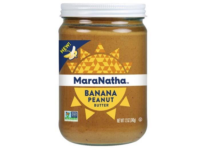 Maranatha peanut butter banana