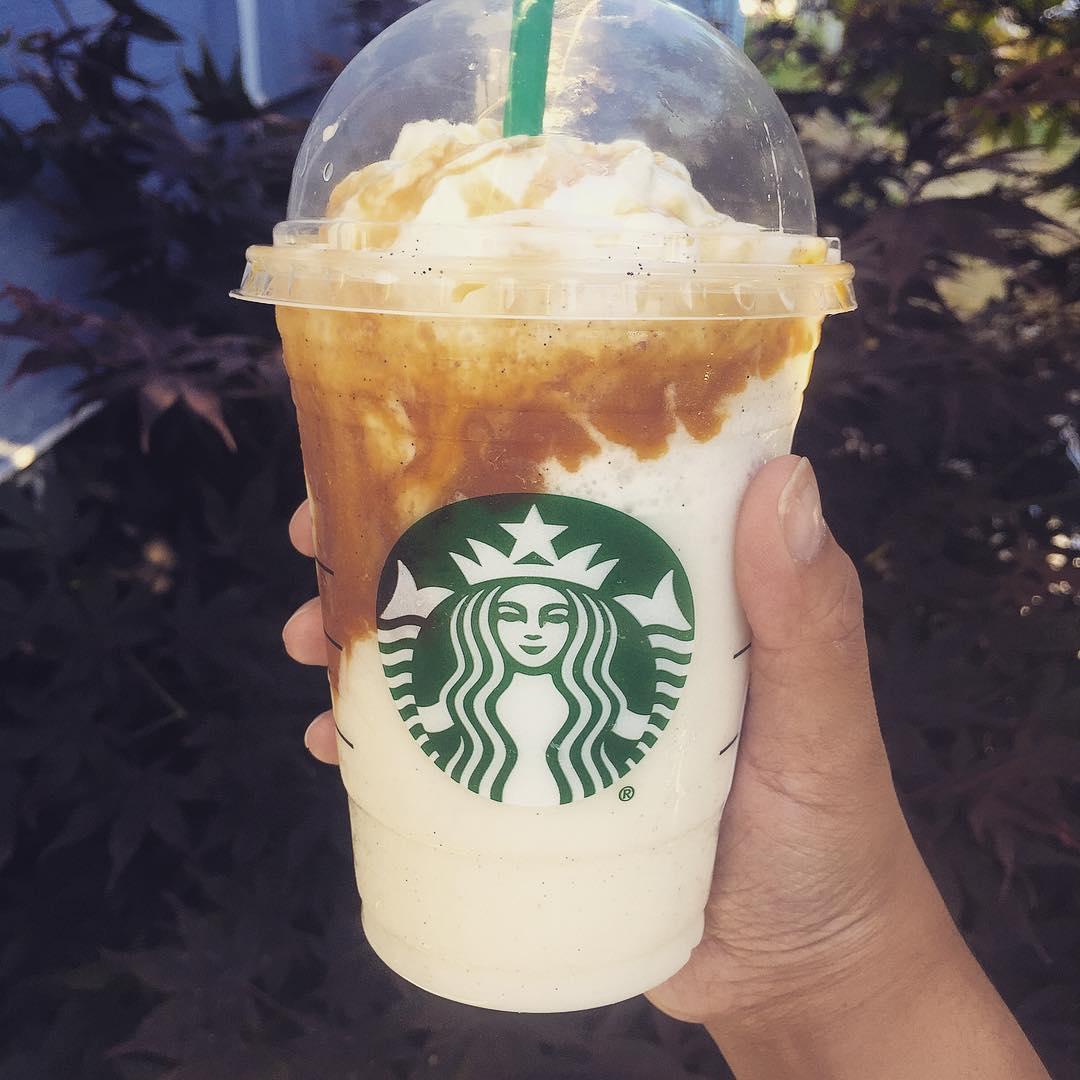 Starbucks Butterbeer