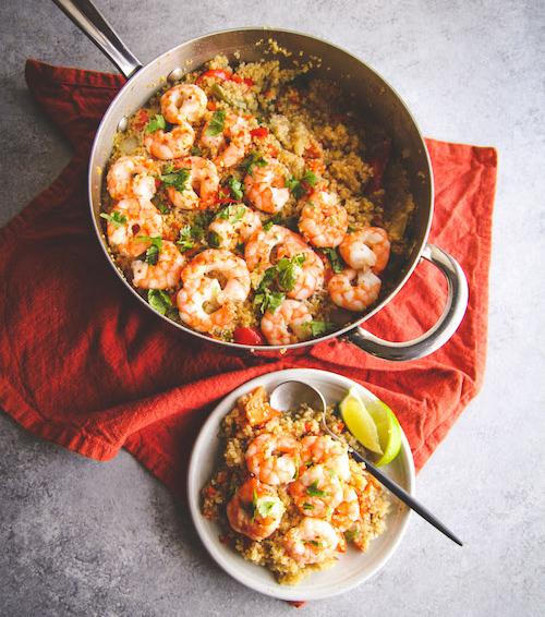 shrimp thai