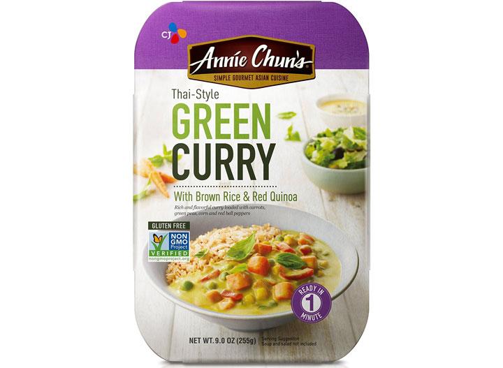 Annie Chun green curry