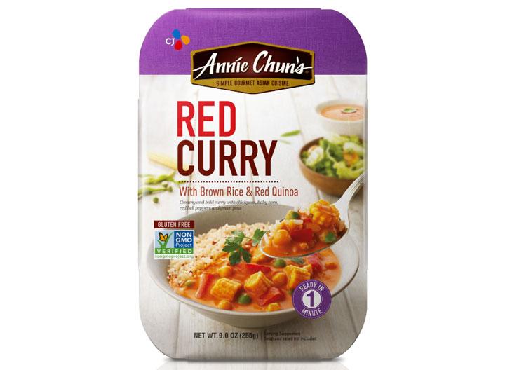 Annie chuns red curry