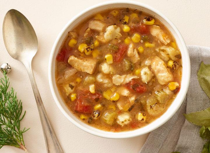 Au bon pain chicken stew