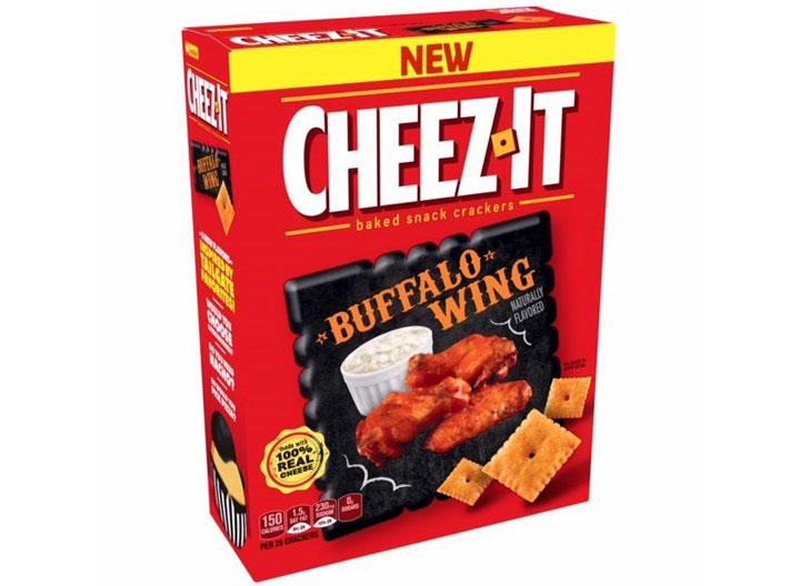 Cheez-It Buffalo Wing