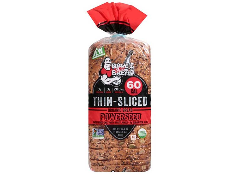 Dave's killer thin sliced bread powerseed