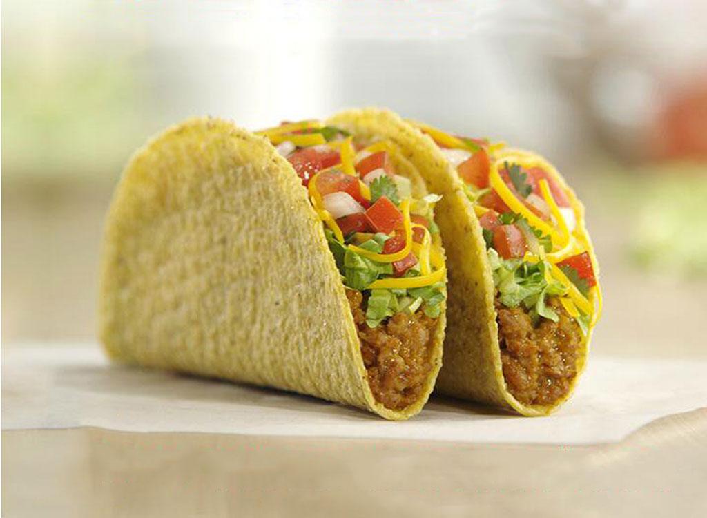 Del Taco Turkey meat