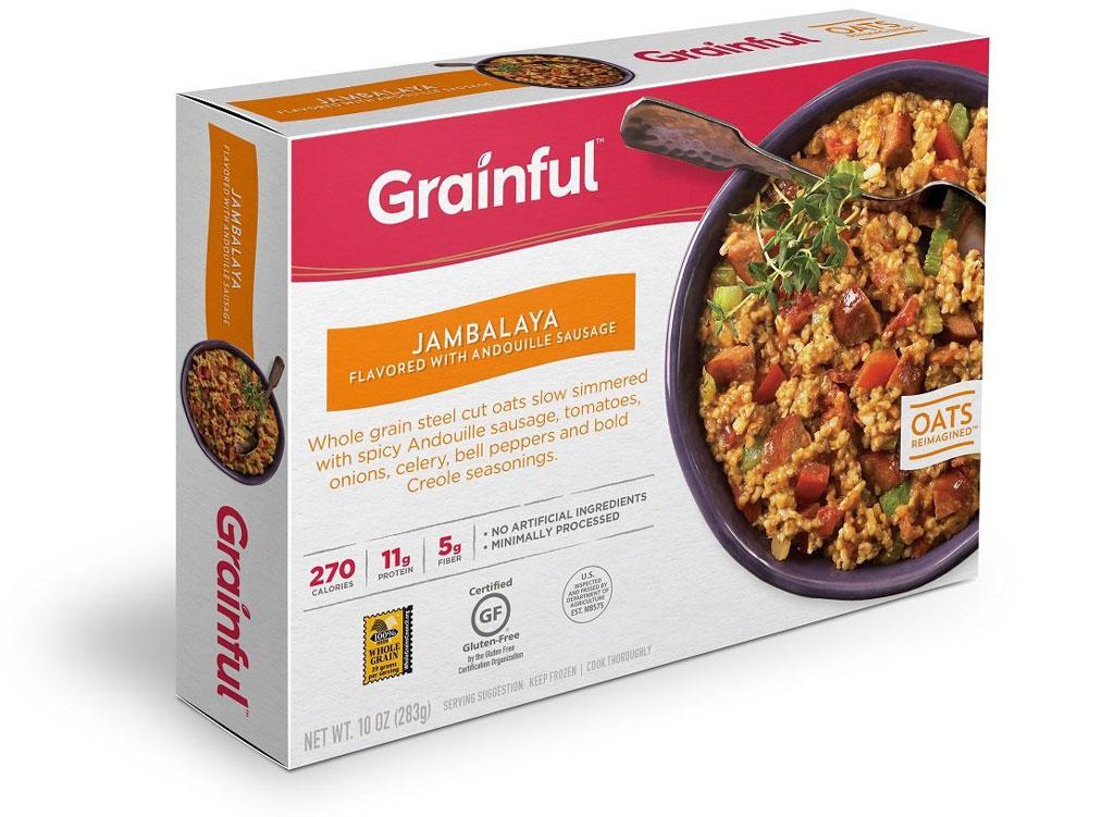 Grainful jambalaya