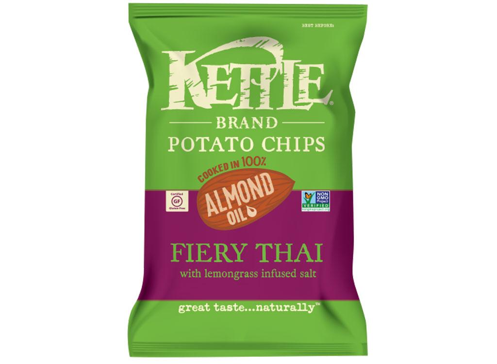 Kettle brand almond oil fiery thai