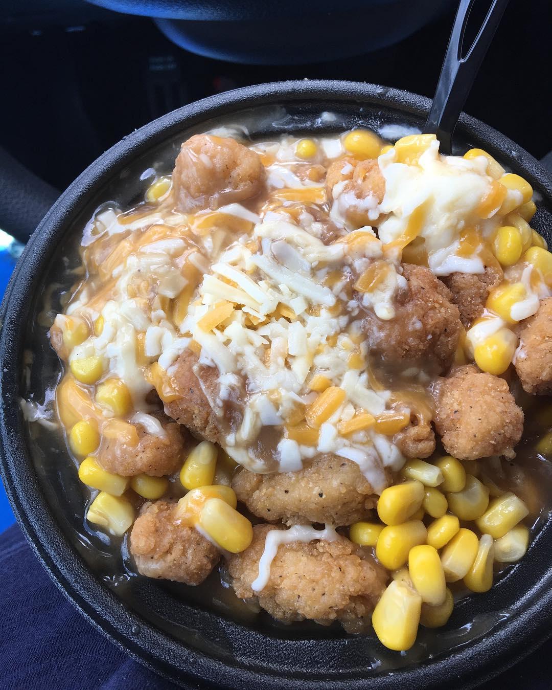 KFC Custom Bowl