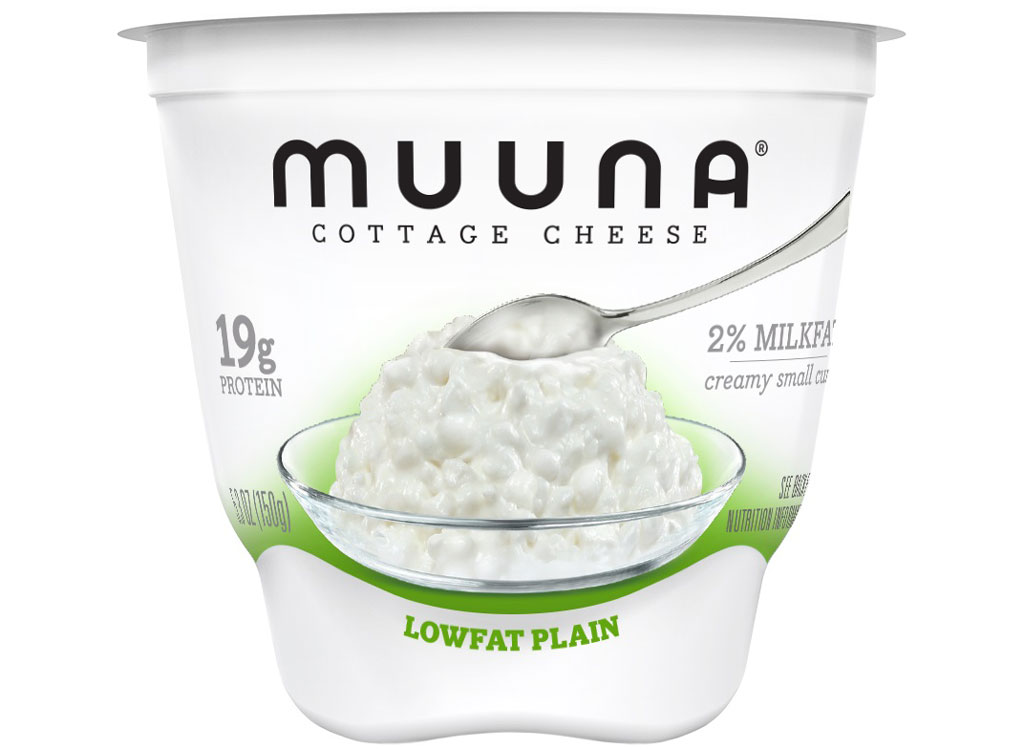Muuna cottage cheese plain