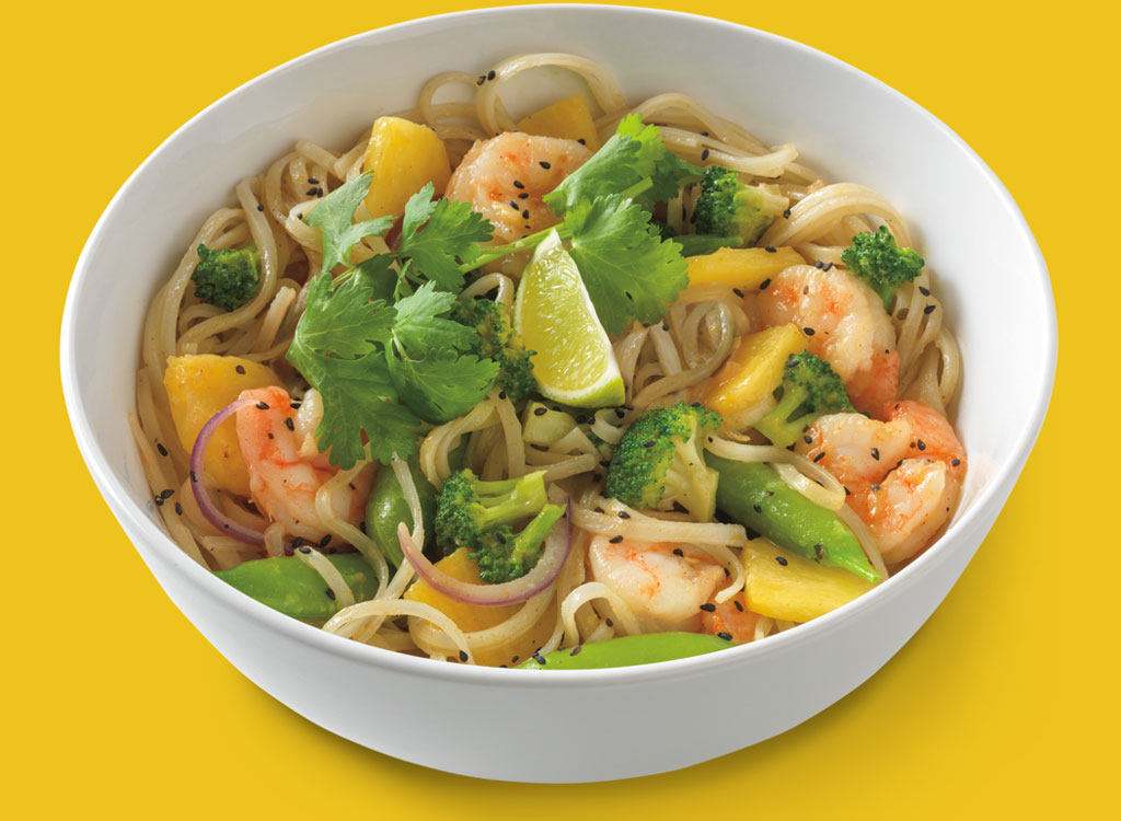 Noodles and Company Thai Green Curry