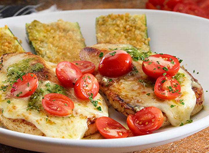 Olive garden chicken margherita