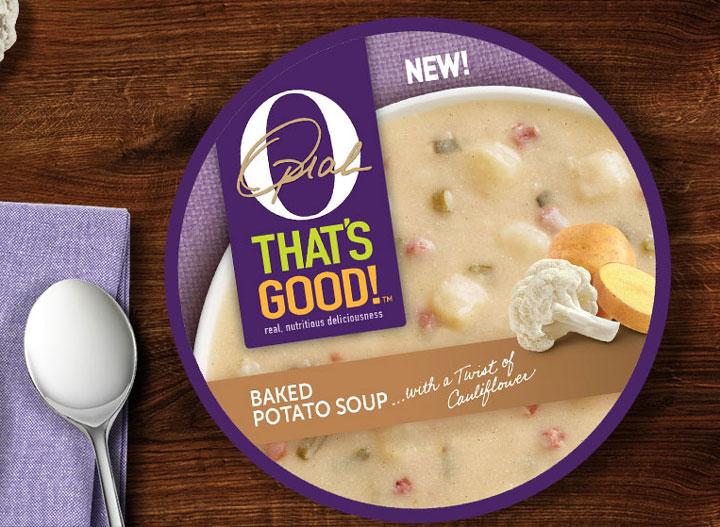 O thats good potato soup