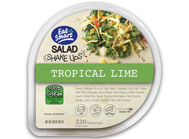 Eat Smart salad lime