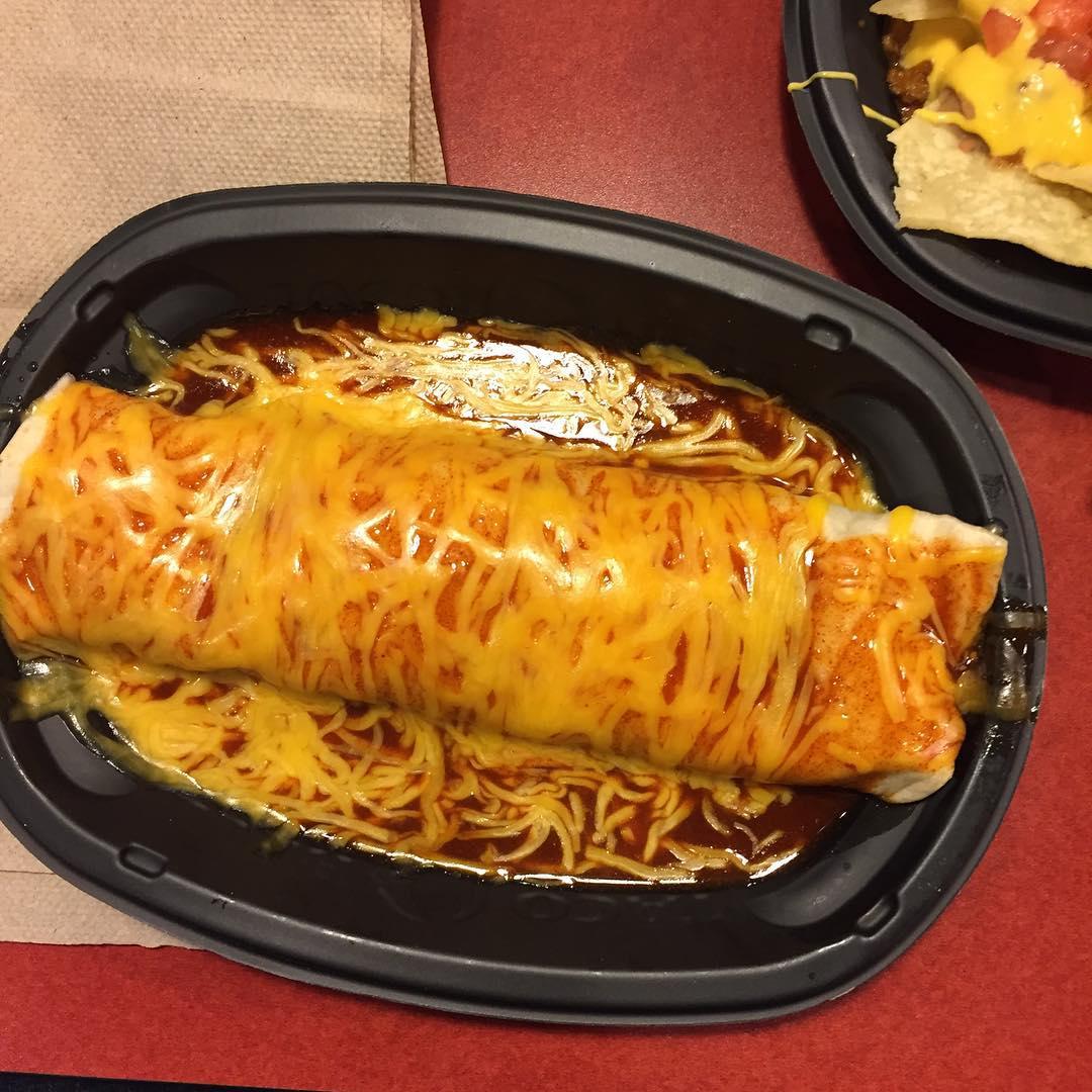 Taco Bell enchiritio