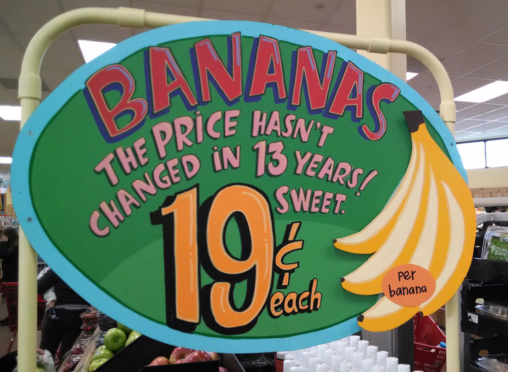 Trader joes bananas