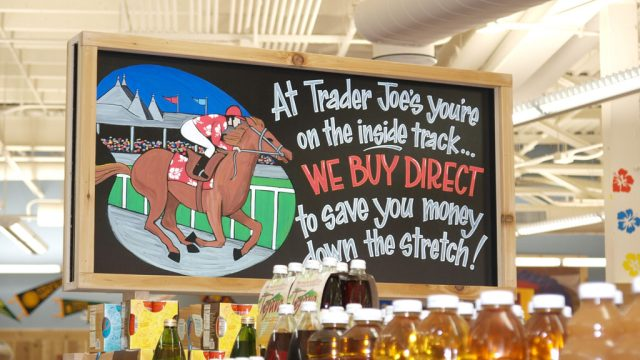 Trader joes buys direct