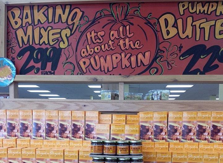 Trader joes pumpkin products