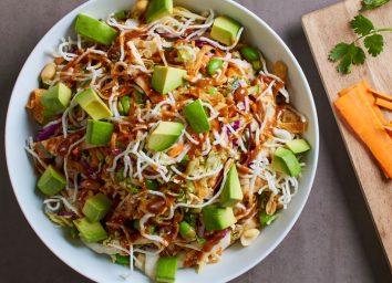 california pizza kitchen thai crunch salad