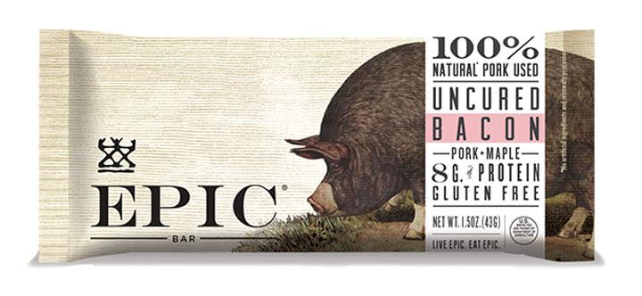 Epic uncured bacon maple
